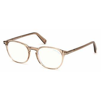 Tom Ford TF5583-B 057 Shiny Beige