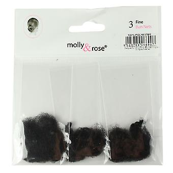 Molly & Rose Fine bolle netto 9pk sort