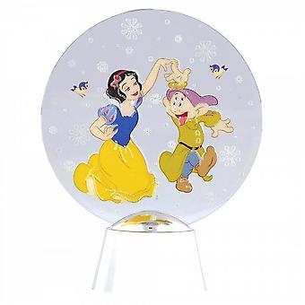 Disney Showcase Snow White & Dopey Holidazzler