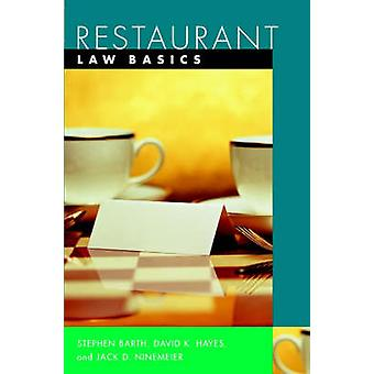 Ravintola - perusasiat Stephen C. Barth - David K. Hayes - Jack d.