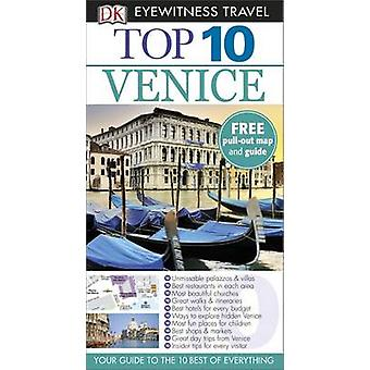 DK Eyewitness Top 10 Travel Guide Venice by DK