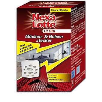 NEXA LOTTE® Ultra Mosquito & amp; Gelsenstecker Start Pack, 1 Set