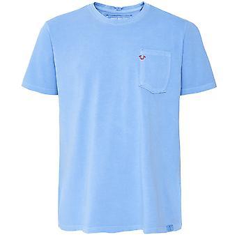 True Religion Crew Neck Patch Pocket T-Shirt