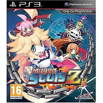 Jogo de PS3 de almas Z Mugen