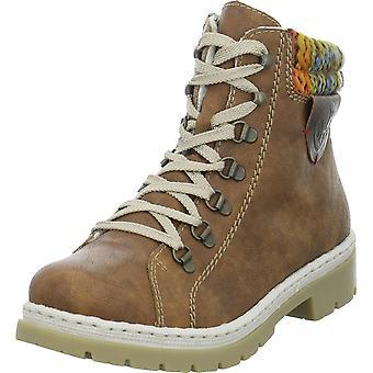 נעלי החורף האוניברסלי rieker Y943022 הנשים