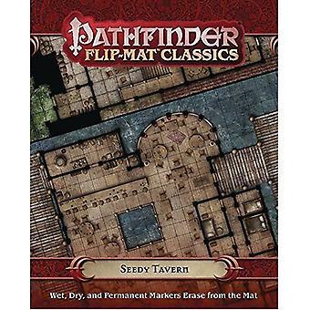 Pathfinder Flip-Mat Classics Seedy Tavern Flip Mat