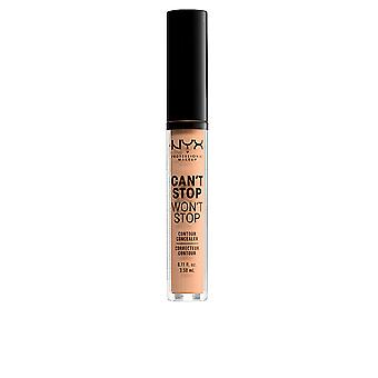 Nyx Can't Stop Won't Stop Contour Concealer #natural 3,5 Ml For Women