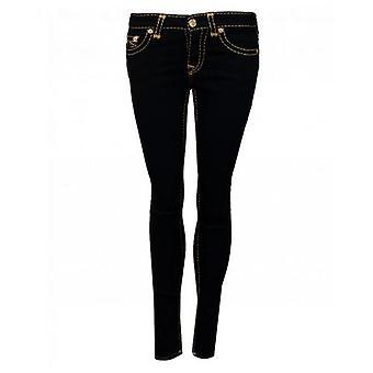 True Religion Jenny Super T Hi Rise Stitch Jeans
