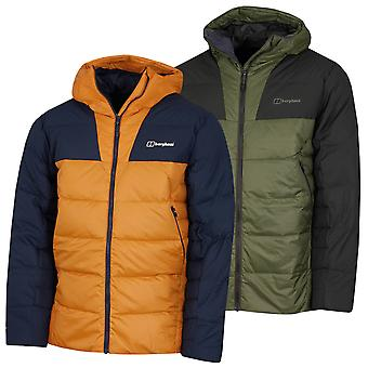 Berghaus Mens Ronnas Reflect Down Insulated Windproof Hydrodown Veste
