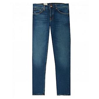 Nudie Jeans Steady Eddie Regular Tapered Fit Jeans