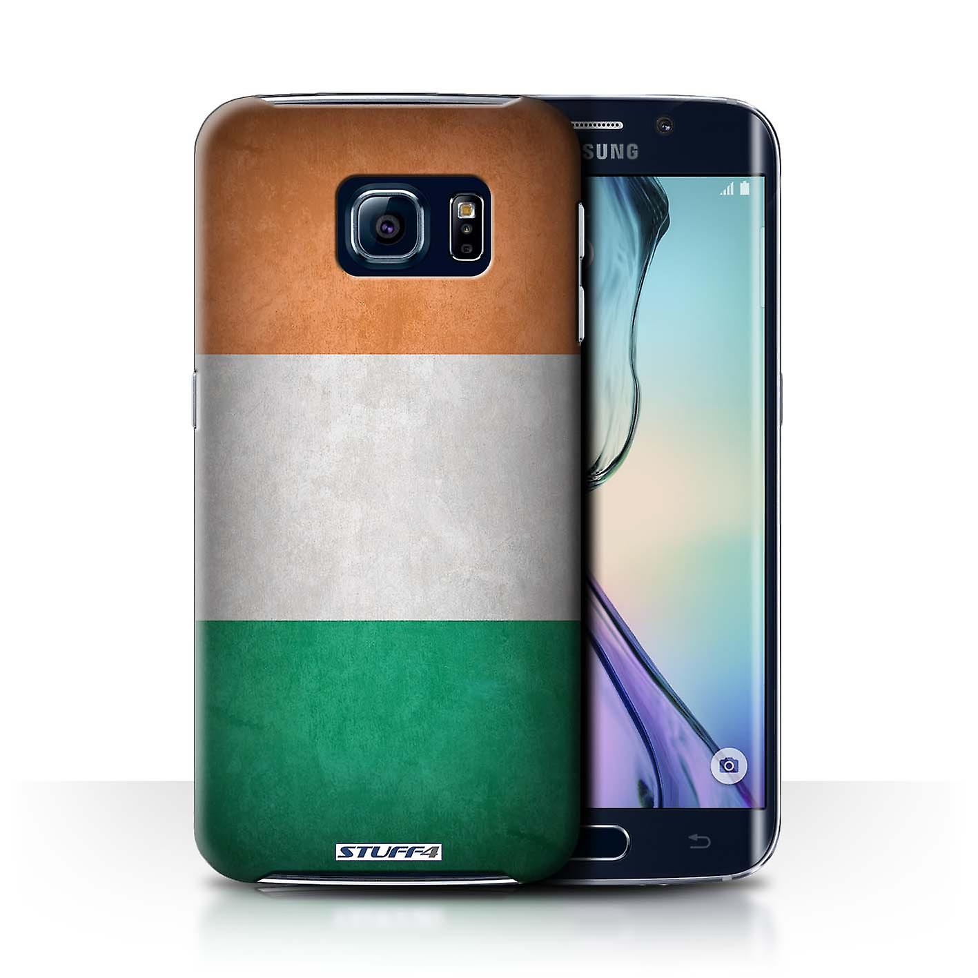 sports shoes aad0f 11d2a STUFF4 Case/Cover for Samsung Galaxy S6 Edge/Ireland/Irish/Flags
