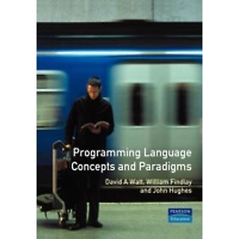 Programming Language Concepts Paradigms by Watt & David A.