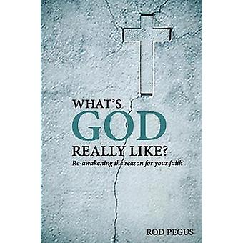 Whats God Really Like Reawakening the Reason for your Faith by Pegus & Rod