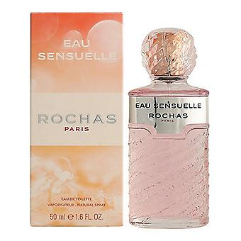 Perfume para mujer's Eau Sensuelle Rochas EDT/100 ml