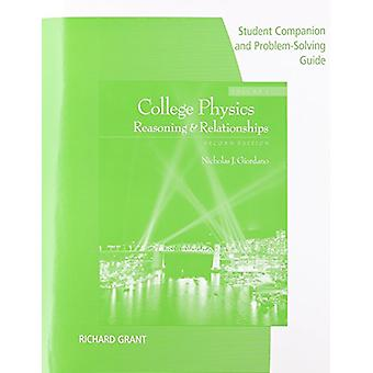 Student Companion with Problem Solve for Giordano's College Physics -