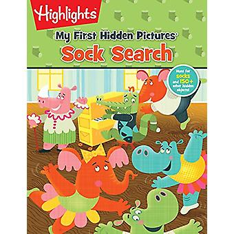 Sock Search by Highlights - 9781684371648 Book