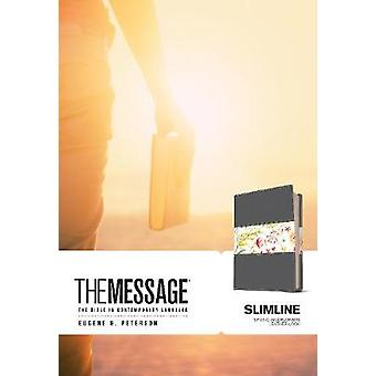 Message Slimline edition - The by Eugene H. Peterson - 9781641581240