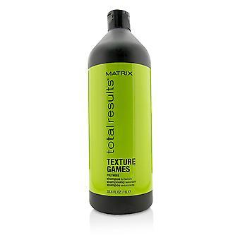 Total de resultados textura jogos shampoo polímeros (para textura) 1000ml / 33.8oz