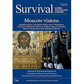 Survival 61.6 by The Institutional Institute For Strategic Studies (I