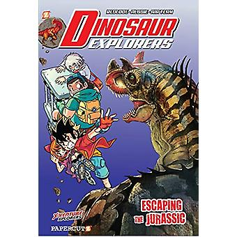 Dinosaur Explorers Vol. 6 - Escaping the Jurassic by Albbie REDCODE -
