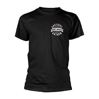 Gaslight Anthem Head & Heart Officiel Tee T-Shirt Mens Unisex