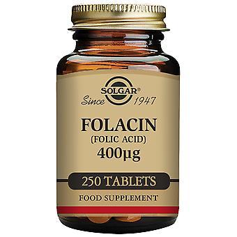Solgar Folic acid 400mcg Folacin