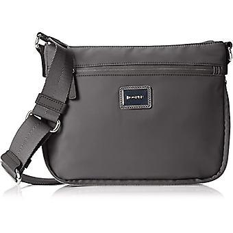 Bogner Mediumshoulder - Donna Grau (Nickel) 5x22x27cm (B x H x T) shoulder bags