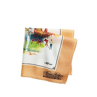 Brooks Brothers Men's Limited Edition Archival Collection Pocket Square