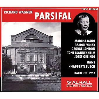 Wagner / Moedl / Bayreuth Festival Chorus & Orch - Parsifal [CD] USA import