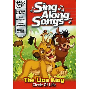 Lion King-cirkeln av liv [DVD] USA import
