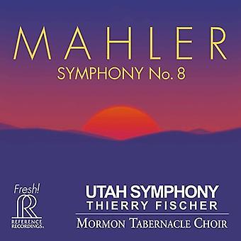 Mahler / Fischer / Wilberg - Symphony 8 in E Flat Major [SACD] USA import