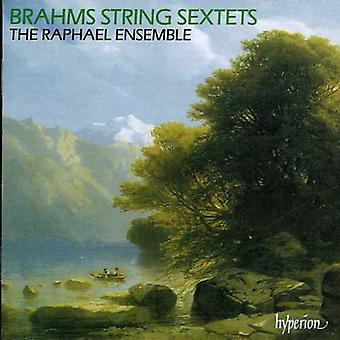 J. Brahms - Brahms: String Sextets [CD] USA import
