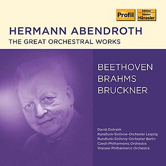 Great Orchestral Works [CD] USA import
