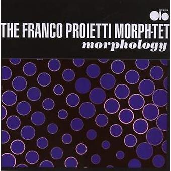 Franco Morph-Tet Proietti - Morphology [CD] USA import