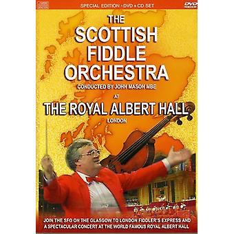 Scottish Fiddle Orchestra - At the Royal Albert Hall [DVD] USA import