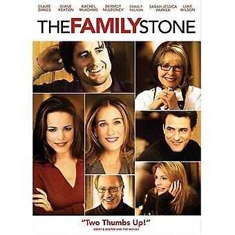 Family Stone [DVD] USA import