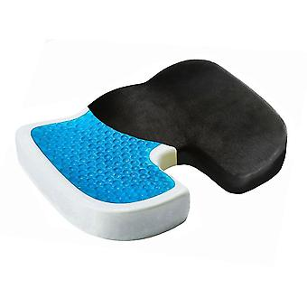 Comfortabele Gel Sponge Cushion Memory Foam Seat - Anti Hememorrhoids U Shaped Cushion For Office Chair Car
