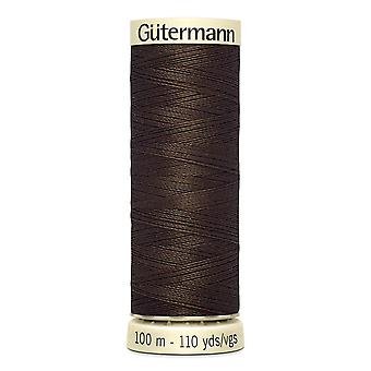 Gutermann Sew-all 100% Polyester Thread 100m Hand and Machine Colour Code  - 817