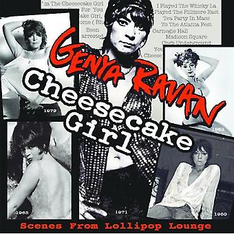 Genya Ravan - Cheesecake Girl [CD] USA import