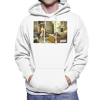 American Pie Jim Caught Dancing Men's Hooded Sweatshirt