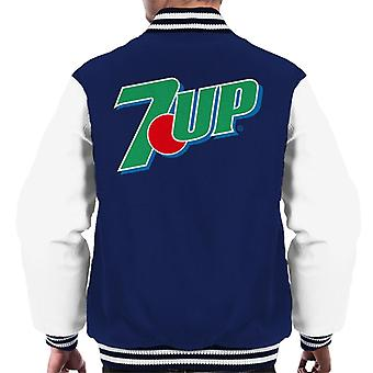 7up Retro 90s Logo Men's Varsity Jacket