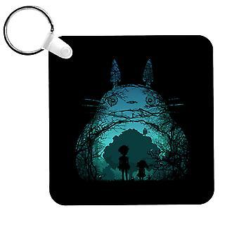 Treetoro Min Nabo Totoro Studio Ghibli Nøkkelring