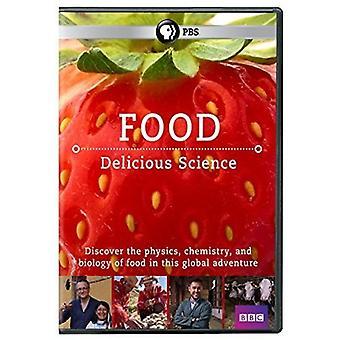 Cibo: Squisito scienza [DVD] Stati Uniti importare