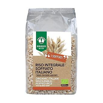 Puffed brown rice 125 g