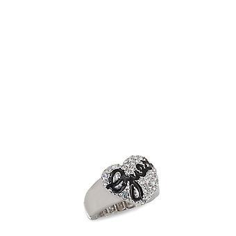 Μαντέψτε ubr81101 γυναίκες's στρας δαχτυλίδι χάλυβα