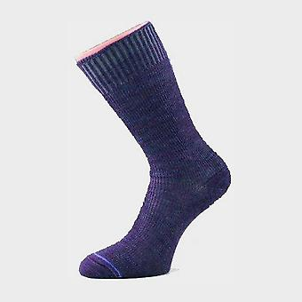 1000 Mile Women's Ultimate Lightweight Walking Socks Pink