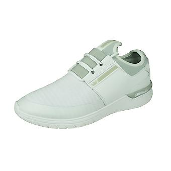Supra Flow Run Mens Casual Trainers / Shoes - White