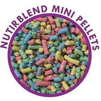 Nutriblend Mini pelletit 10kg Vetafarm