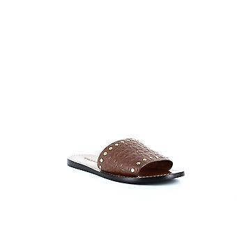 Coach | Slide Sig Leather Sandals