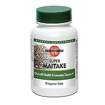 Maitake Mushroom Wisdom Super Maitake, 90 Tabs